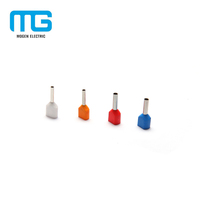 Insulated Crimp Double Cable Wire Terminal pin type