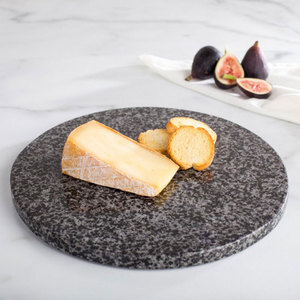Grey Granite Stone Serving Accessories Plate And Dishes