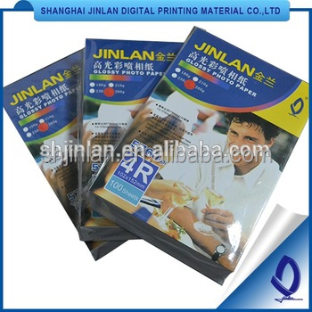 Manufacturers digital transfer photo paper plus glossy