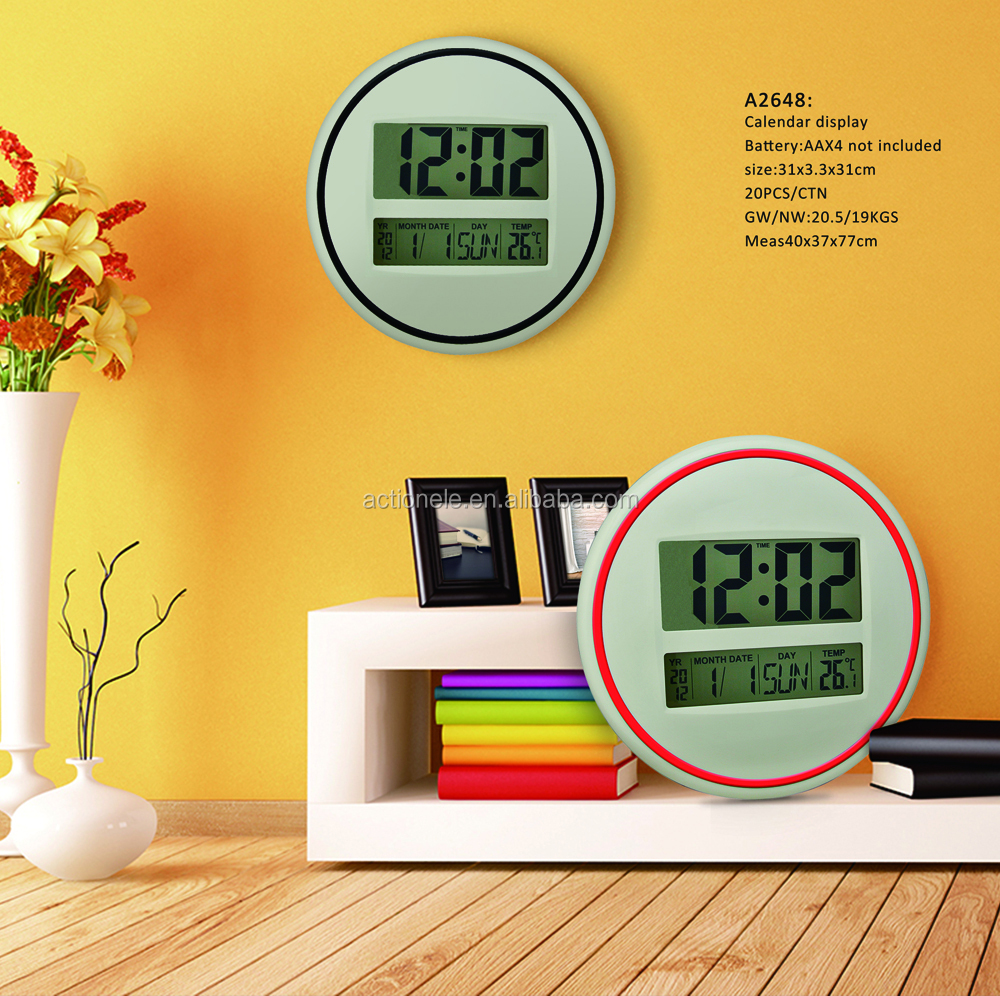 Radio controlled digital wall clock radio controlled digital wall radio controlled digital wall clock radio controlled digital wall clock suppliers and manufacturers at alibaba amipublicfo Image collections