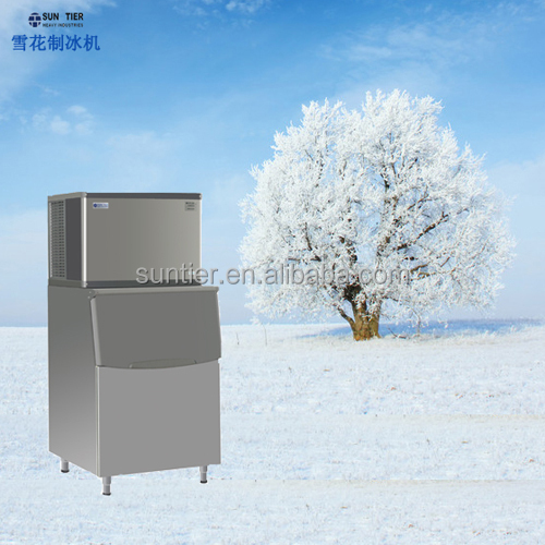 320kg/day 2016 fashion and best price snow ice making machine