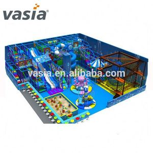 indoor playground big amusement park kids soft play jungle gym