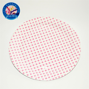 Biodegradable Eco-friendly plain red color tableware sets paper plate event party supplies