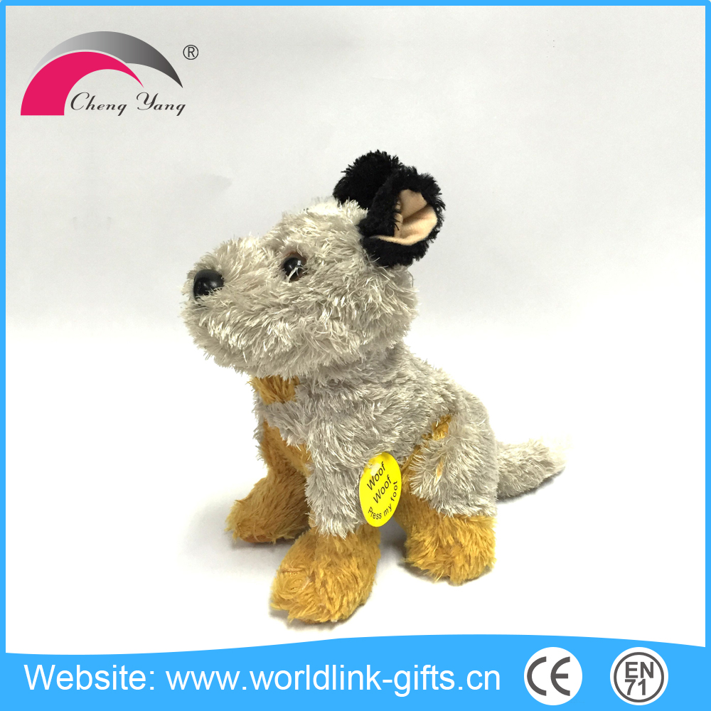Soft stuffed Plush animal toys dog hot sale