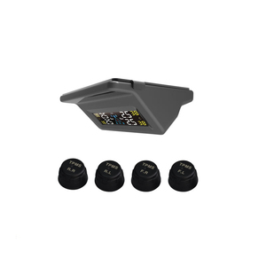 Hot sale HUD TPMS with external Sensors
