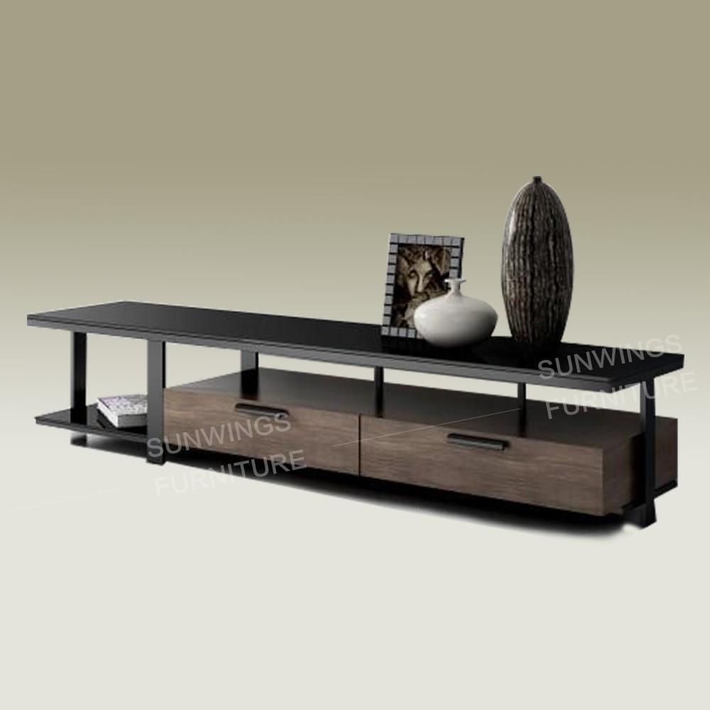 Dise O Moderno Mueble De Televisi N Led Tapa De Cristal Mesa De Tv  # Mueble Soporte Tv Diseno