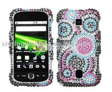 For Huawei M860 Cell Phone Snap on Cover Case Face