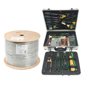 Factory Price Cheap Aucas Hand Fiber Optic Network Tools Kit