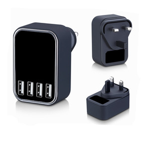 Quick Charging Smart Wall Charger/ Mobile Phone Charger/Desktop USB Charger for Mobile Phone