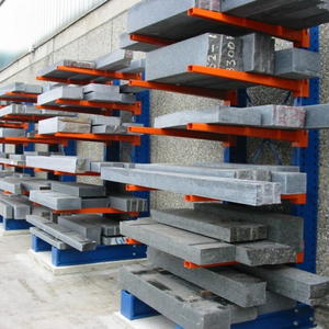 Customized Double Sided Cantilever Storage Racks For Warehouse