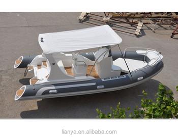 Liya Luxury 5 8m Us Rescue Rib Boat Hard Bottom Inflatable Dinghy - Buy Rib  Boat,Us Rescue Rib Boat,Hard Bottom Inflatable Dinghy Product on