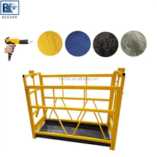Yellow outdoor heat-resisting powder coating paint for Metal