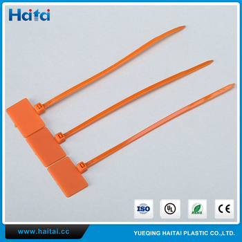 dbba6a71ee35 Haitai Zip Tie Manufacturer Discount Flag Type Marker Nylon66 Cable Tie  With Label Tag