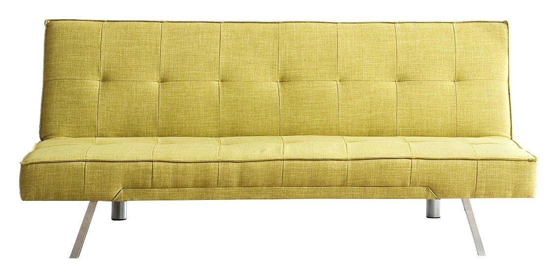 Get Quotations · Starsong Borealis SF009 Sleeper Sofa Bed, Kiwi Green