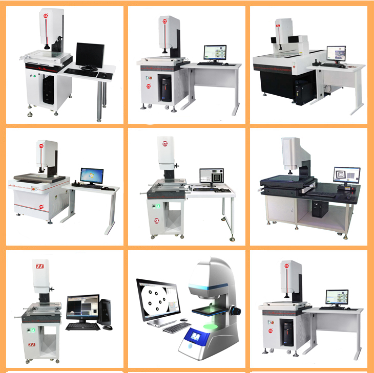 Vision Mess Instrument Vision Inspektion Ausrüstung
