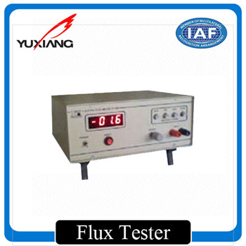 Digital Magnetic Flux Meter - Buy Flux Tester,Flux Meter Magnet,Meter  Magnetic Flux Product on Alibaba com