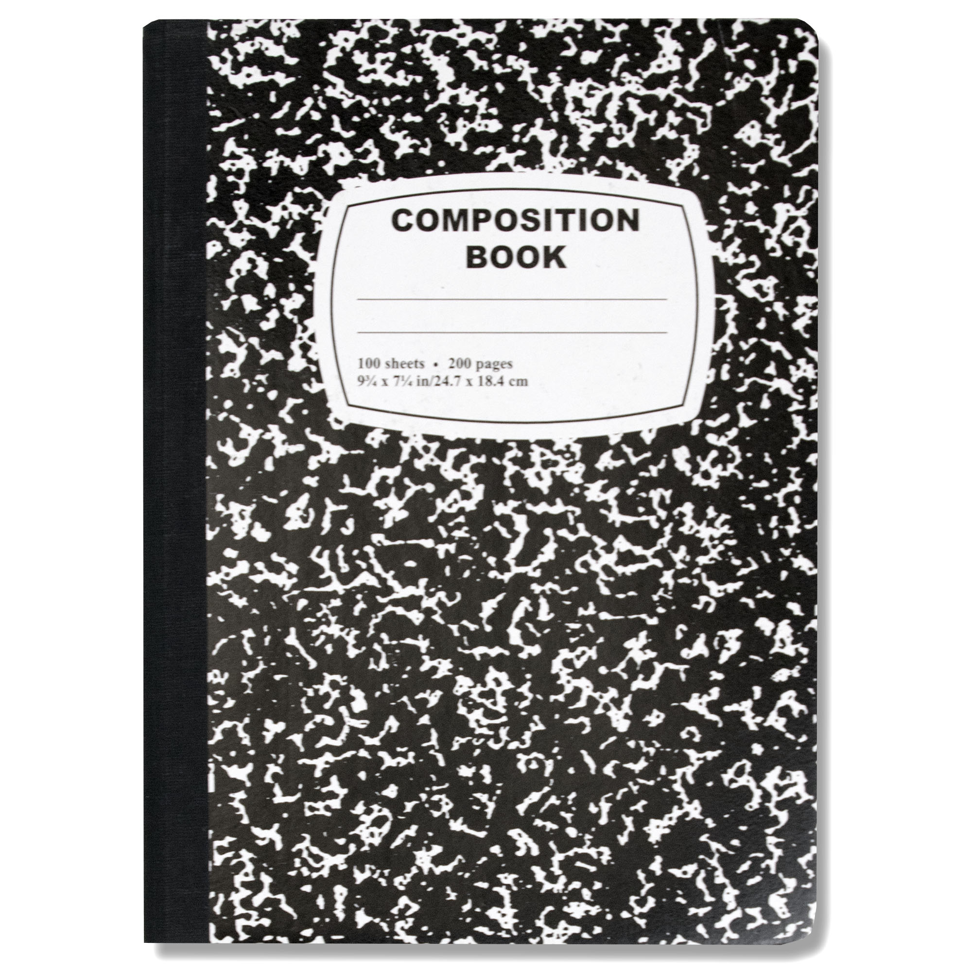 custom printed cheap price custom composition book