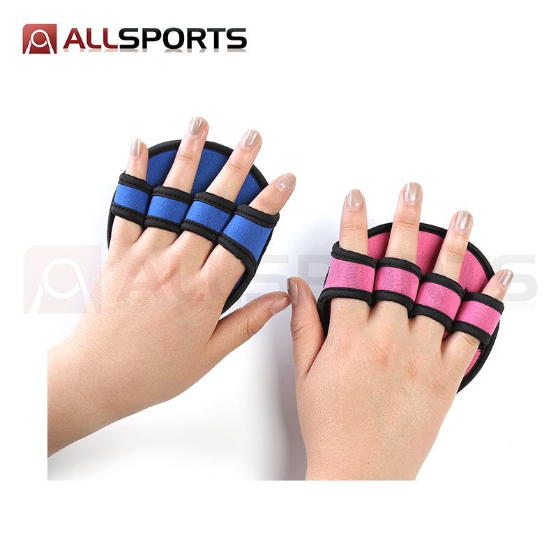 Weight lifting Gel Gym Hand Grips Palm Pads /Support Training Gloves For Kettlebell,Weightlifting/Neoprene Hand Pad