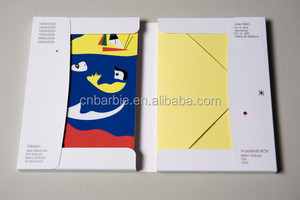 buy postcard book made in china