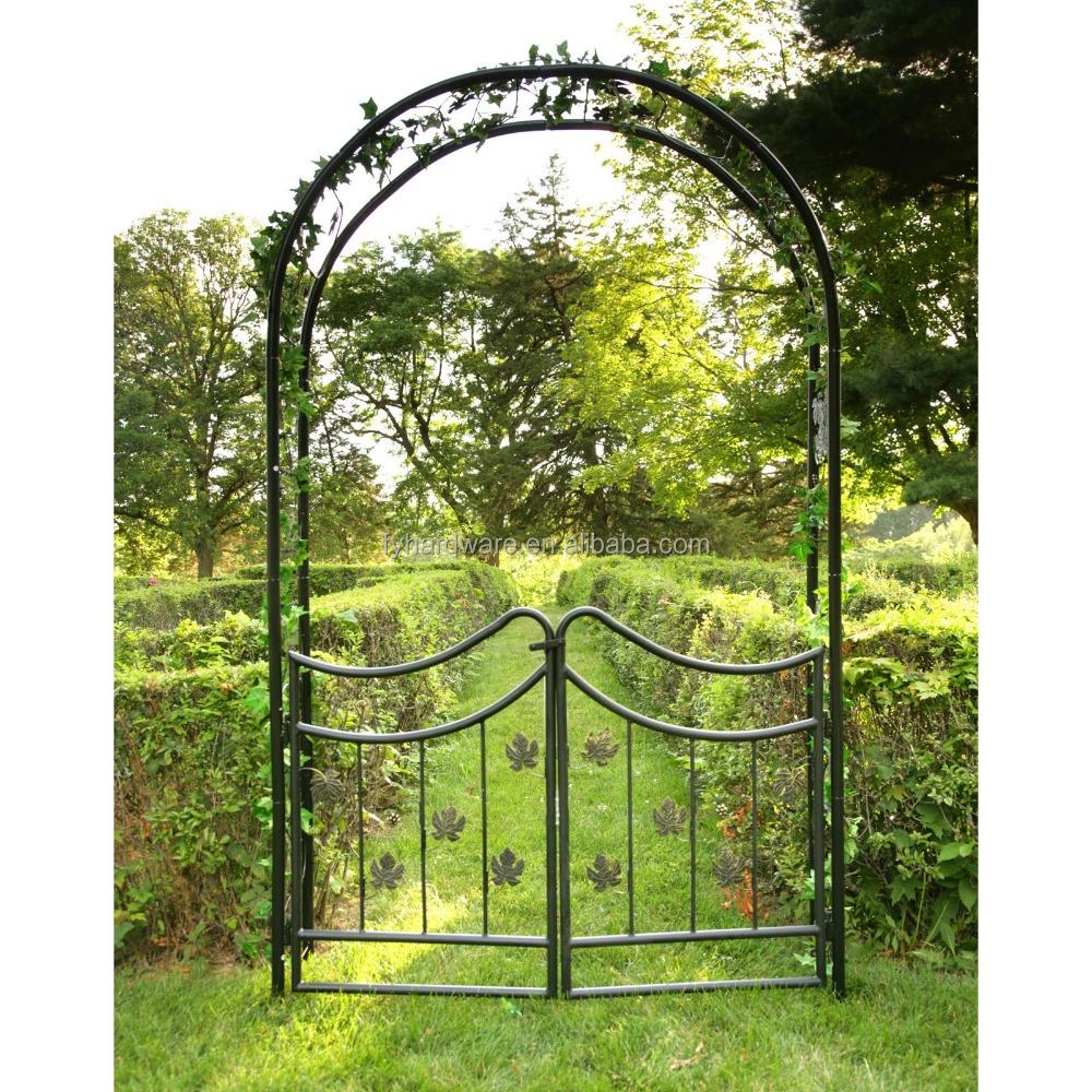 Garden Trellis Arch, Garden Trellis Arch Suppliers and Manufacturers ...