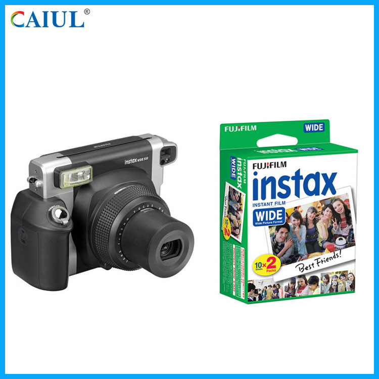 Fujifilm Instax Mini Immediata Film Twin Pack Fuji Instant largo 300 Pellicola