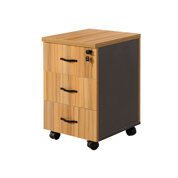 Shisheng Furniture Promotional 3 Drawer Movable Office Storage File <strong>Cabinet</strong>