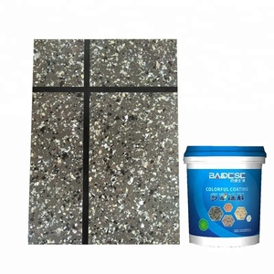 Exterior Stone Texture Effect Wall Spray Paint