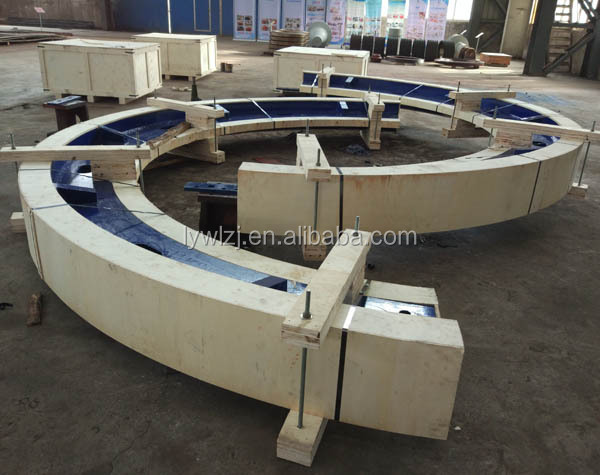Customize Large Module Casting Outer Ring Gear