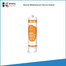 Construction Weatherproof Silicone Glass Glue