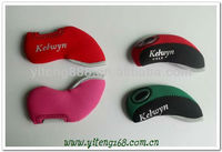 High quality neoprene golf head covers