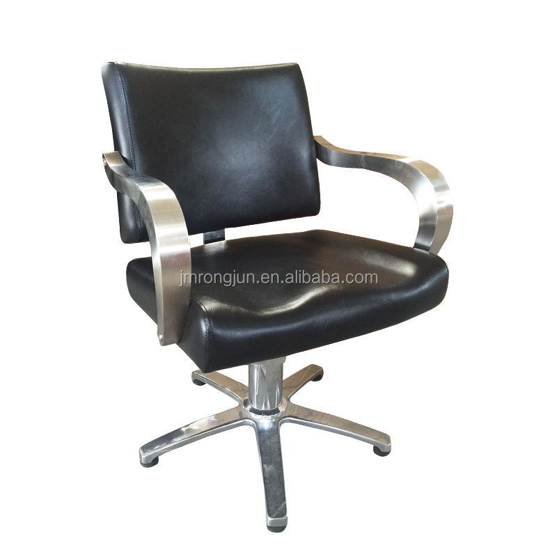 hairdresser house salon hair styling chair hydraulic star base chairs