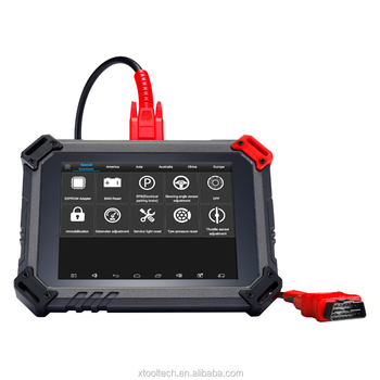 Full-system Diagnosis Xtool Ps80 Android Tablet For Gasoline Vehicles Obdii  Diagnostic Tool With Mileage Correction - Buy Full-system