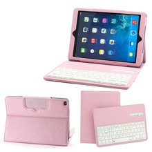 shenzhen dahua Wireless Bluetooth Keyboard Cover Case for iPad Pro 12.9 inches iOS 9 Tablet