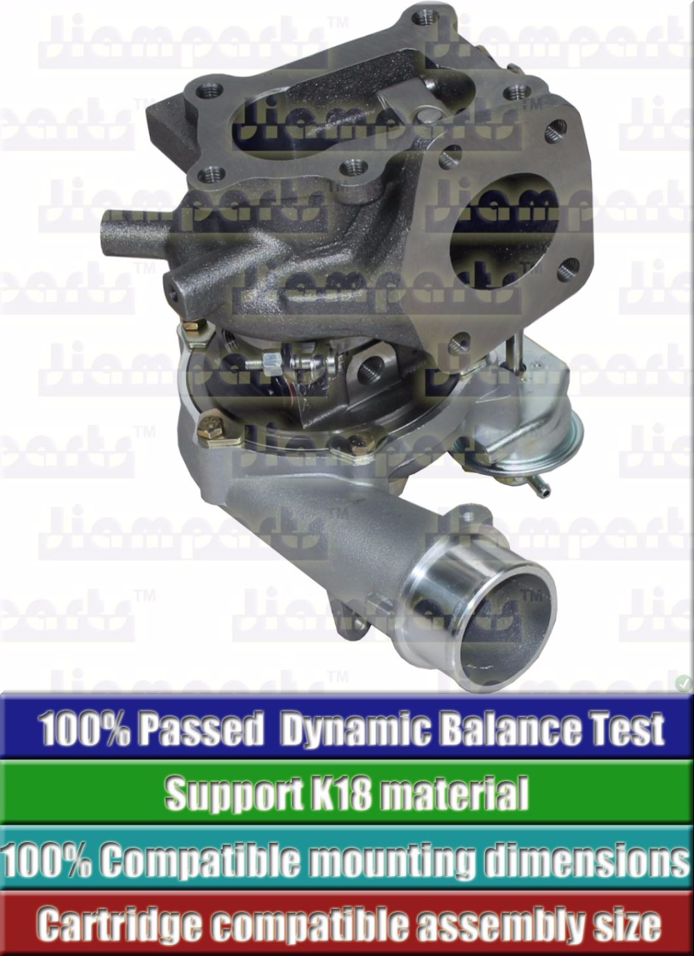 Hot sale low price diesel engine kk3 turbocharger for tractor