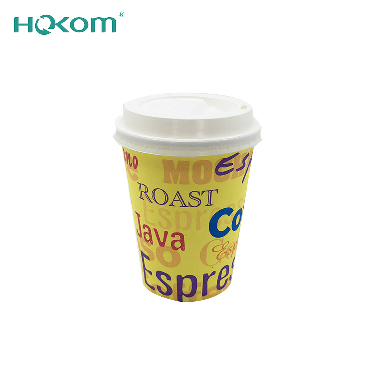 High Quality Durable Using Various Disposable Paper Cup
