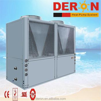 China Deron High Cop Air Source Heat Pump Swimming Pool Heat Pump For Pool Heating Buy Deron