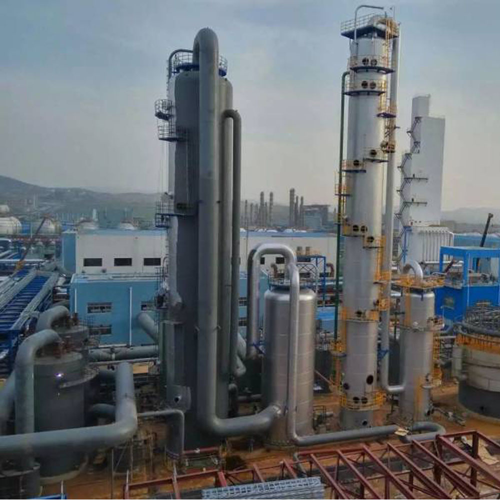 Wet desulfurization of china biogas /gas/nature gas plant