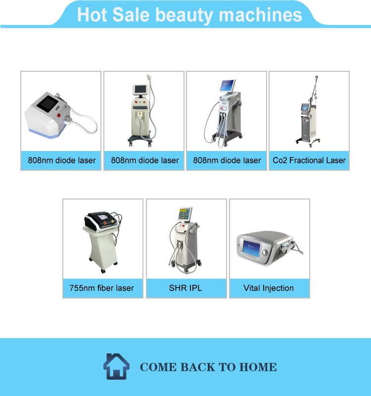 Factory price multi-function skin rejuvenation e-light shr hair removal ipl laser machine