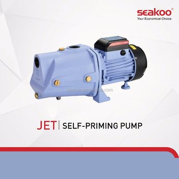 JET SELF-PRIMING JET PUMPS