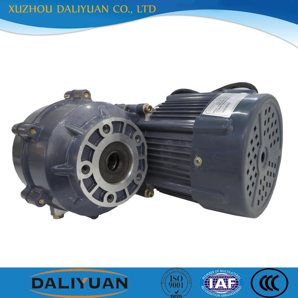 Brushless Dc Electric Motor 48v 40kw For Electric Tricycle 650w