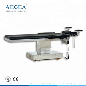 AG-OT022 luxury surgery instrument patient treatment electric ophthalmic operating table