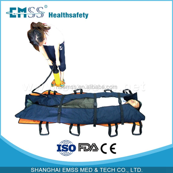 China Supplier Multi-function First Aid Vacuum Splint Set