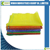 raschel bag for vegetable / raschel knitted sacks