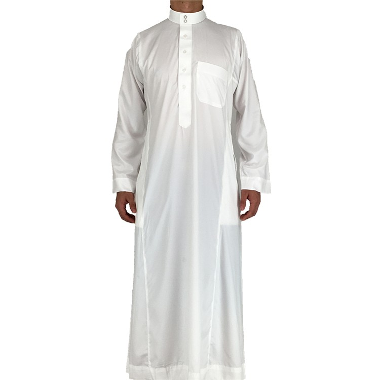 New Fashion Muslim thobe Men Islamic Clothing фото