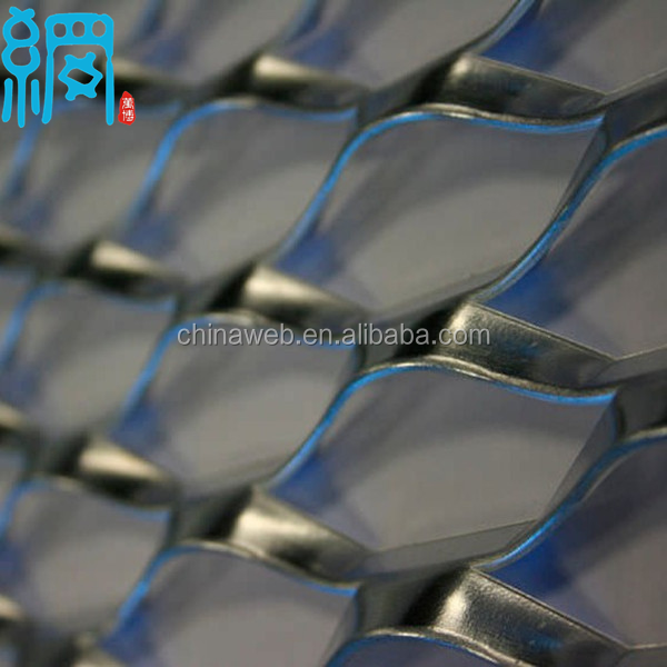 Construction Expanded Metal Mesh For Building Materials
