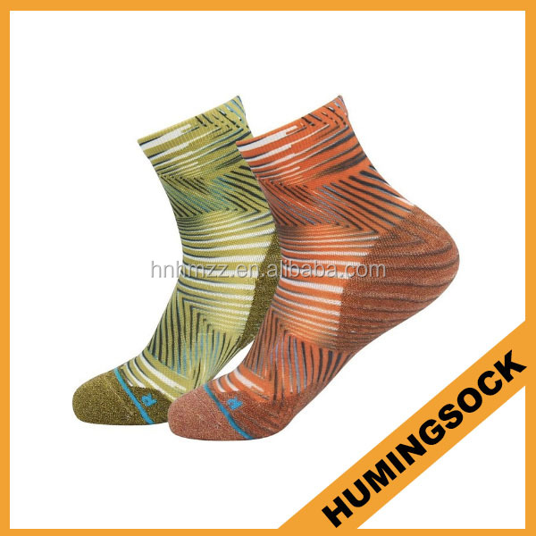 Wholesale Custom Print Ankle Soccer Socks
