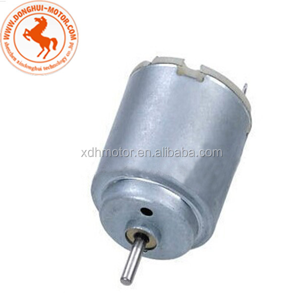 Hot Sale Small Electric vibrating motor with double vibrator dc Toy Motor