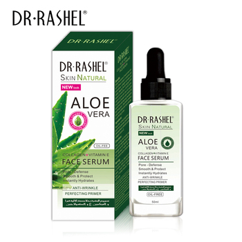 DR.RASHEL Aloe Vera Collagen Vitamin E Face Serum Make Up Perfecting Primer