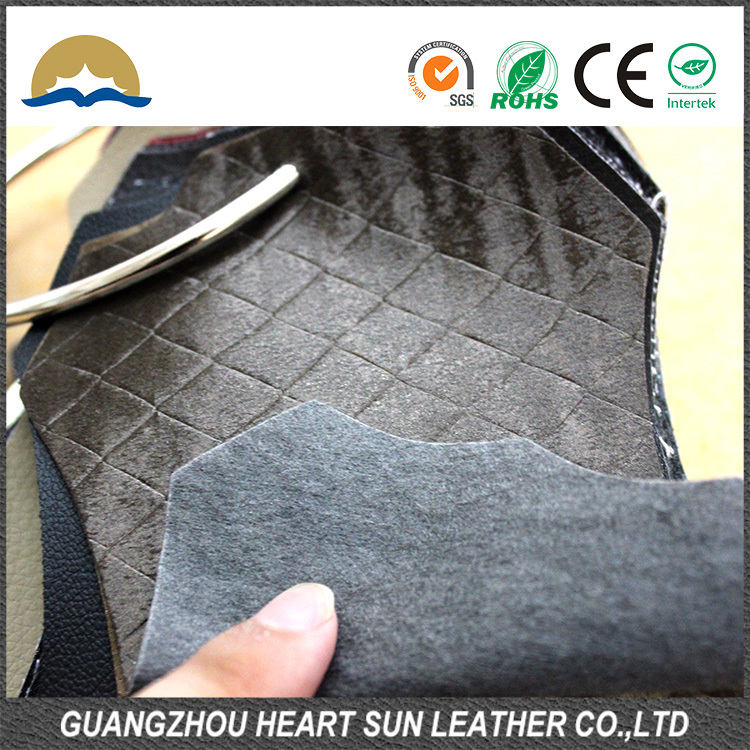 Wonderful Leather Antislip Waterproof Car Floor leather with beat price Auto leather