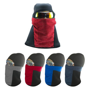 reusable cloth anti odor custom printed ski mask